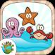 Color sea animals by Meza Apps