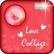 Love Collage Picture Frames by Cocos Studio