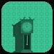Pendulum Clock by Classic Clock