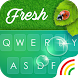Green Keyboard Theme - Emoji&Gif by Keyboard Arts Themes