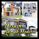 Desain Rumah Modern by Santri Dev