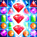Match 3 Crush Princess Jewels - Puzzle Game by PULLOVER