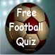 Free Football(Soccer) Quiz by Arsh