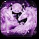 Unicorn Mystery Purple Theme by M Typewriter Theme Studio