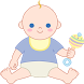 BABY RATTLE by MileyApps