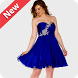 Short Dress Girl Photo Suit Editor by SoftSquare InfoSoft
