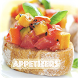 All Appetizer Recipes - cheese, meat, chips recipe by Tunny Apps