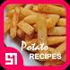 1000 Potato Recipes by Startup Media
