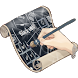 Black style Keyboard Skin by Free Themes for Keyboard
