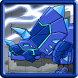 Dino Robot - Triceratops Blue by TheFlash&FirstFox