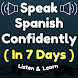 English to Spanish Speaking: Learn Spanish Easily by DevelopItNowadays Solutions