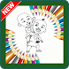 Coloring Upin Ipin - Drawing Painting for Children by Generus Creative