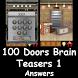 100 Doors Teasers Walkthrough by DCstudios