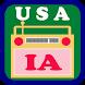 USA Iowa Radio Stations by GN Radio