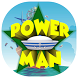Power Man Theme&Emoji Keyboard by Fun Emoji Theme Creator