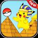 super pikachu run adventure by hdevloper