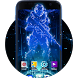 Futuristic Launcher Theme for Samsung S7: Hologram by Theme King