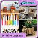 DIY Wood Craft Ideas by Naixious