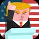 Trump Run Trump by Kyx Studio