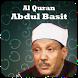 Qur'an Audio By Abdul Basit by Masturi Developer