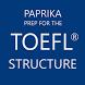 Paprika Prep4 TOEFL® Structure by Paprika Studio