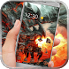 Fire Dragon Holocaust Theme by Android Theme Studio