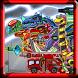 Dino Robot - Dino Corps2 by TheFlash&FirstFox