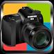 Full HD Camera by Mecanoz