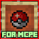 Map PokeBalls for Minecraft by BestOFF