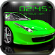 Super Sports Cars Clock Wallpaper by DualApps