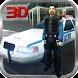 Urban Crime City Police Van 3D by Nation Games 3D