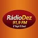 Rádio Dez 91,9 FM by BRLOGIC