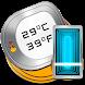 Fingerprint Body Temperature Calculator SPO2 Prank