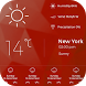 Animated Weather Widget by Applock Security