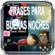 Phrases For Good Night by Martgo - Apps