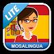 Learn Spanish Free by MosaLingua Crea