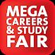 Mega Careers & Study Fair (Android 4.4 & Below)