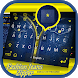 Fashion Jeans Zipper Theme&Emoji Keyboard by Cool Keyboard Theme Design
