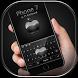 Keyboard for Phone 7 Black