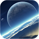 Galaxy Space Live Wallpaper by NATURE