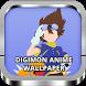 Digi Wallpaper Adventure by Kaguradevs