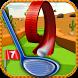 Mini Golf Retro - Sand town by Bulky Sports