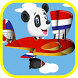 Panda the pilot by DeveApps