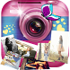 Amazing Photo Collage Editor by Cute Girly Apps