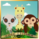 Jungle & Farm Animals Puzzle by BEI BUE GAMES