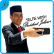 Selfie With President Jokowi by LabroApp