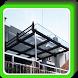 Minimalist Canopy Design by YASI Apps