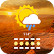 Weather Live Forecast & Widget by Creative Star Soft