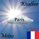 Weather Paris France by Android Good Experience
