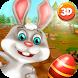 Easter Bunny Runner 3D by Cartoon World Games